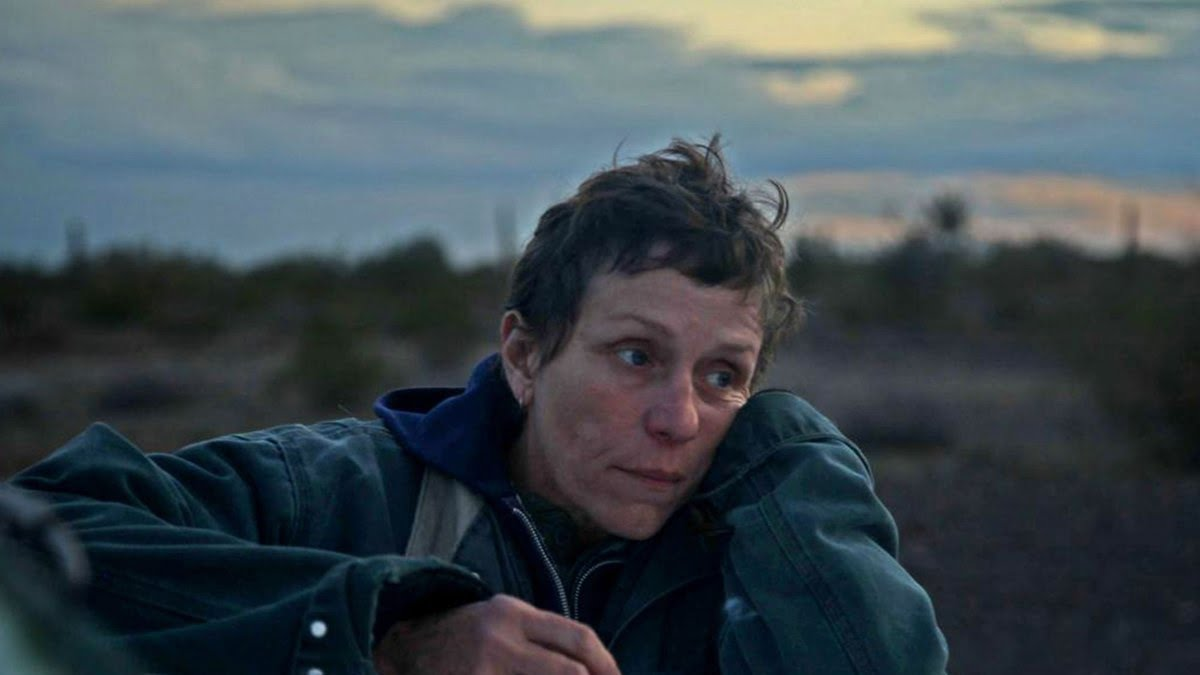 'Nomadland': Frances McDormand hits the road in new trailer