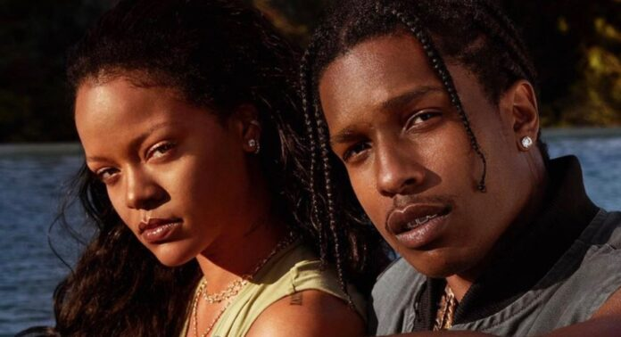 Rihanna sparks dating rumors with longtime friend A$AP Rocky