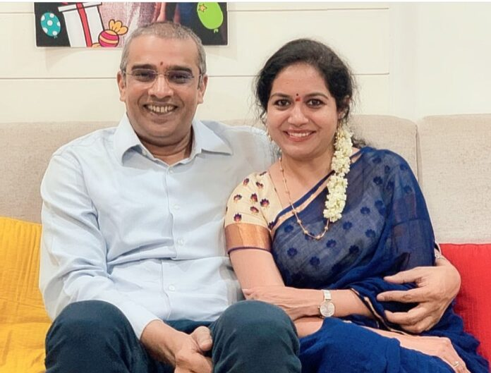 Singer Sunitha Upadrasta Shares Pictures Of Her Engagement With A Beautiful Note