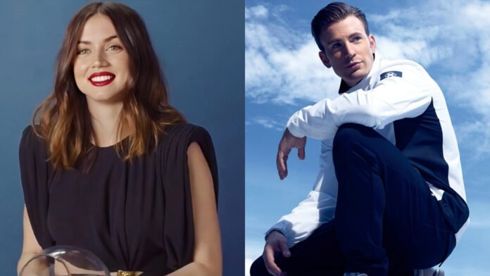 The Gray Man: Ana de Armas reunites with 'Knives Out' co-star Chris Evans for upcoming Netflix movie