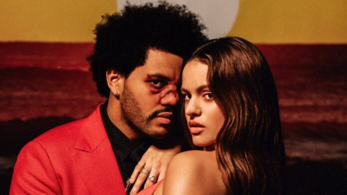 The Weeknd teases fans with 'Blinding Lights' remix version featuring Rosalia