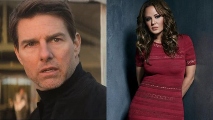 Tom Cruise's expletive-ridden COVID-19 rant is a publicity stunt, says Leah Remini