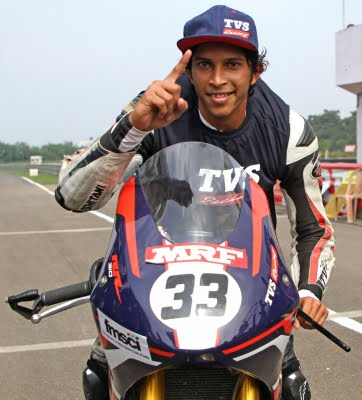 2 wheeler National C'ships: Ahamed wins in Pro-Stock 301-400cc category