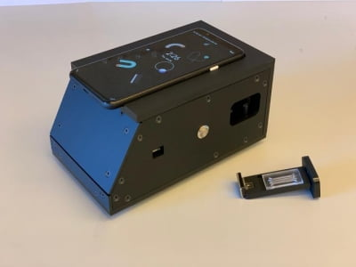 Researchers use smartphone camera for Covid virus detection