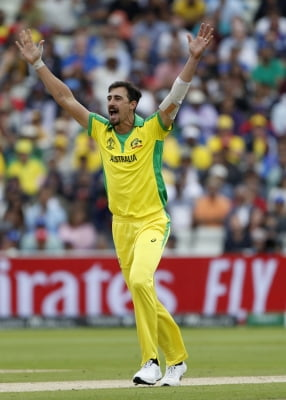 Aus vs Ind: Starc withdraws from remaining T20Is