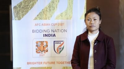 Ashalata aims to inspire next generation of Indian footballers