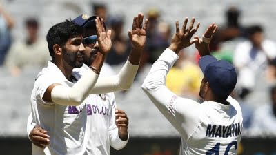 2nd Test: Australia all out for 195, Bumrah takes four