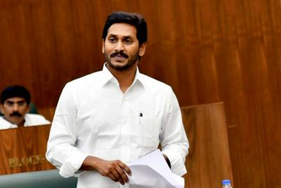 Andhra CM visits mysterious illness patients in Eluru hospital
