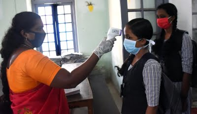 5,718 new Covid cases, 29 deaths in Kerala