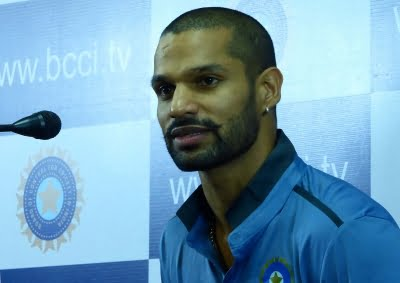 Not quick enough like Dhoni: Wade jokes with Dhawan