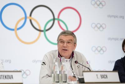 IOC bans Belarusian President from Olympic Games