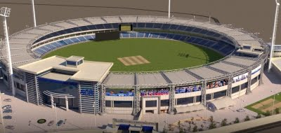 Afghan President approves land for new cricket stadium in Kabul (Lead)