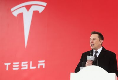 Tesla CEO Elon Musk plans to move to Texas from California