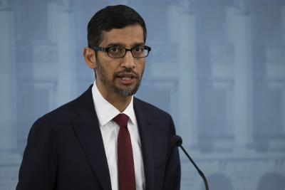 Growing up in India made me build inclusive digital economy: Pichai