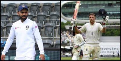 Kohli, Root face different tests of captaincy