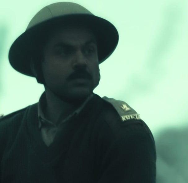Abhay Deol as army major in '1962: The War In The Hills'