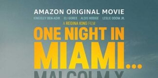 Amazon Prime Video | Regina King's One Night in Miami | Poster | Movie Review