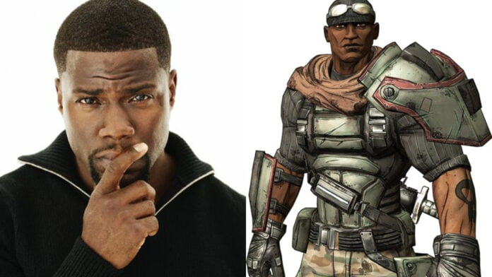 Borderlands: Kevin Hart to play Roland in the upcoming movie adaptation