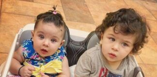 Did you know about the time Taimur and Inaaya were in danger
