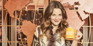 The Drew Barrymore Show On Zee Café