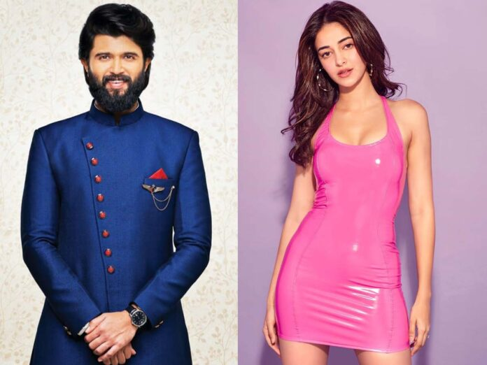 First look of Vijay Deverakonda and Ananya Panday film Liger out