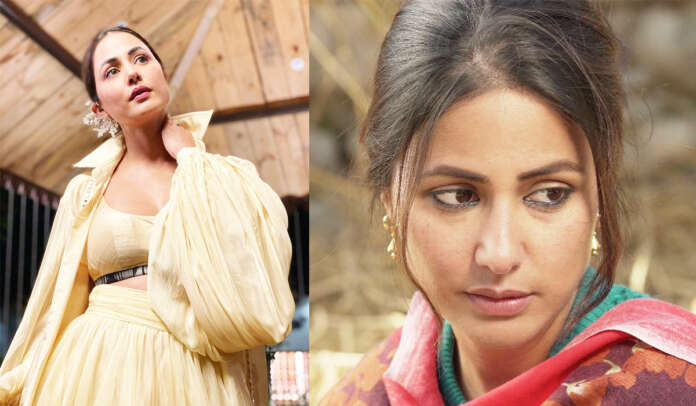 Hina Khan wins Best Actress Award at Internation Film Festival for Feature Film 'Lines'