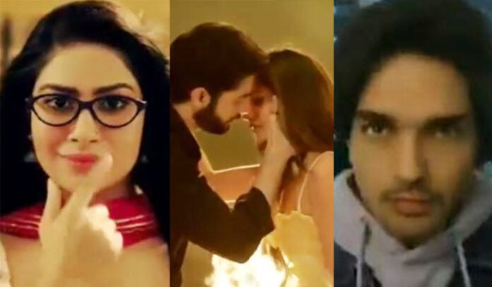 Kuch Toh Hai teaser Krishna Mukherjee and Harsh Rajput to star in Surbhi Chandna and Sharad Malhotra's Naagin 5 spin off