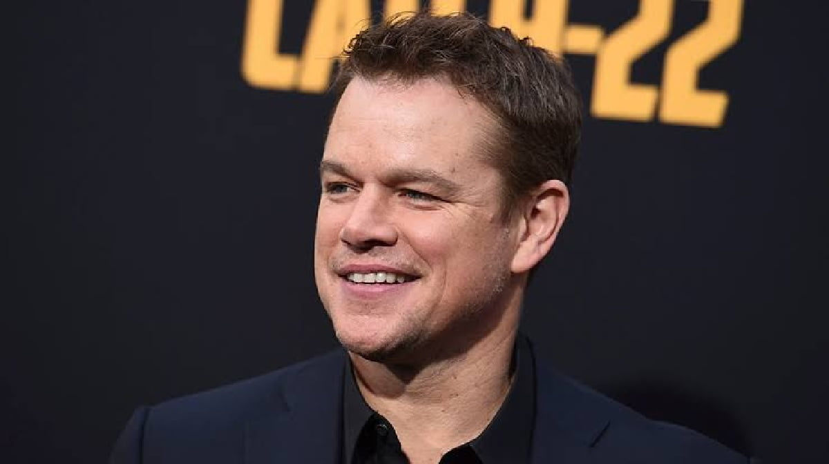 Matt Damon joins Thor Love and Thunder cast