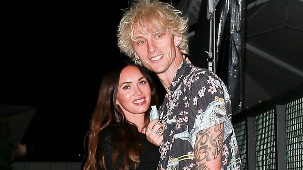 Are Machine Gun Kelly and Megan Fox engaged?