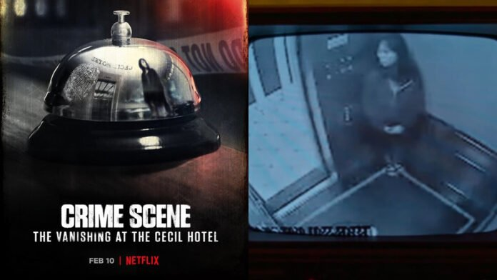 Netflix's 'Crime Scene: The Vanishing at the Cecil Hotel' trailer explores the mysterious death of Elisa Lam