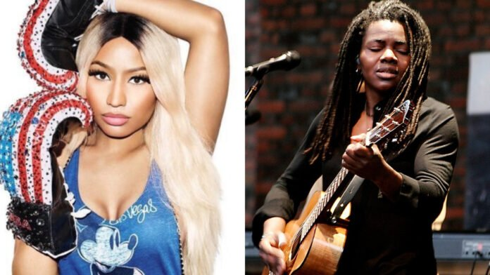 Nicki Minaj agrees to settle her copyright lawsuit with Tracy Chapman
