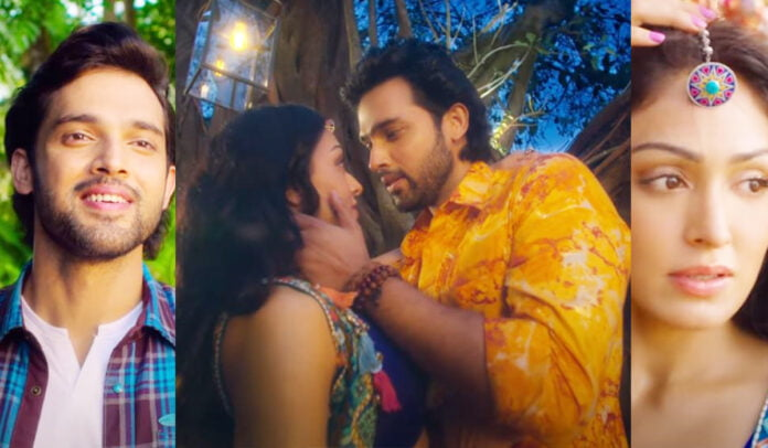 Pehle Pyaar Ka Pehla Gham Song Out Now Parth Samthaan and Khushali Kumar's sizzling chemistry in this emotional song