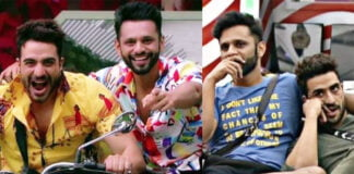 Rahul Vaidya and Aly Goni are Jai and Veeru of Bigg Boss14