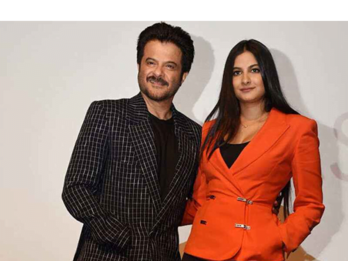 Rhea Kapoor tells father, Anil Kapoor, that he can't afford her