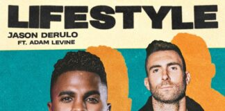 Singers Jason Derulo Adam Levine team up for Lifestyle