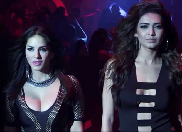 Sunny Leone and Karishma Tanna in the action-packed MX Original Series - Bullets