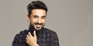 Stand Up comedian / actor Vir Das