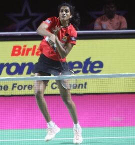 PV Sindhu moves out of Gopichand Academy
