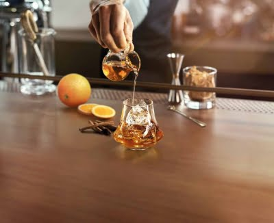 Like wine, environmental conditions impact whiskey flavour