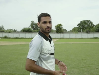 Recuperating Bhuvneshwar recalls when he cried at India's defeat