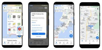 Google Maps adds ability to pay for street parking, transit fares