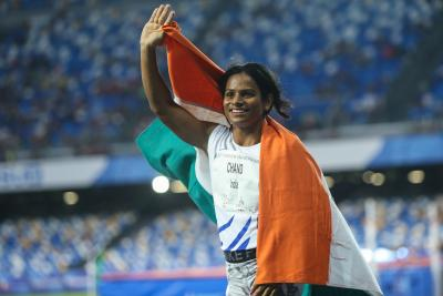 15 events in first Indian Grand Prix Athletics on Thursday