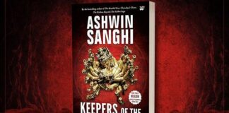 Ashwin Sanghi's book 'Keepers Of The Kalachakra' to be made into series