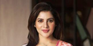 Bengali film actress Paayel Sarkar joins BJP