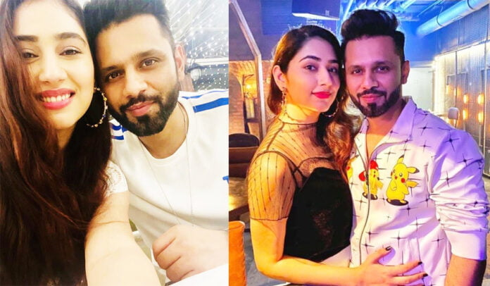Bigg Boss 14 Rahul Vaidya's girlfriend Disha Parmar to enter BB house on Valentine's Day, Fans are you excited