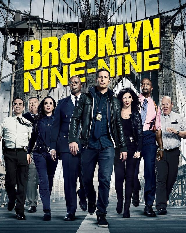 Brooklyn nine-nine poster instagram