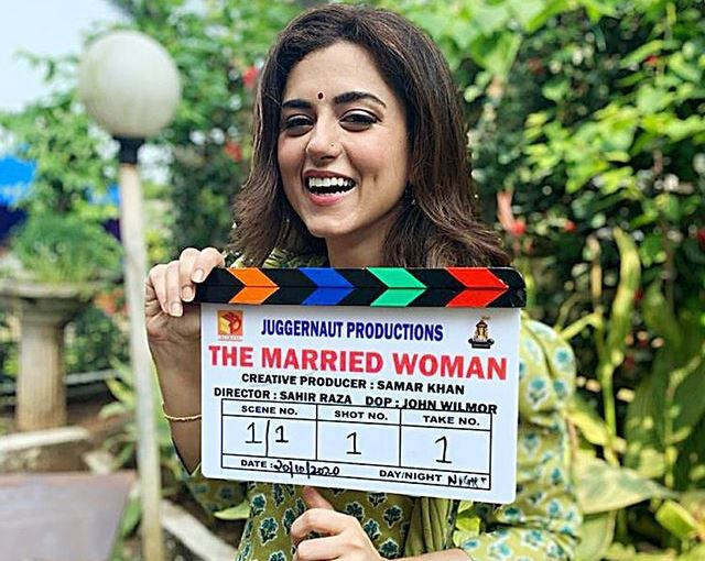 Ekta Kapoor The Married Woman ALT Balaji Zee5