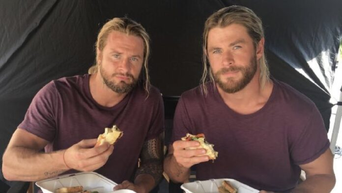 Here's why Chris Hemsworth's body double struggles to keep up with the actor's size