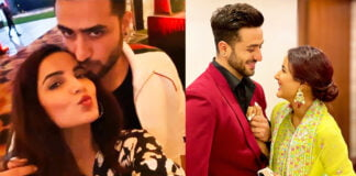 Jasmin Bhasin and Aly Goni's cute kisses for each other is making us him them