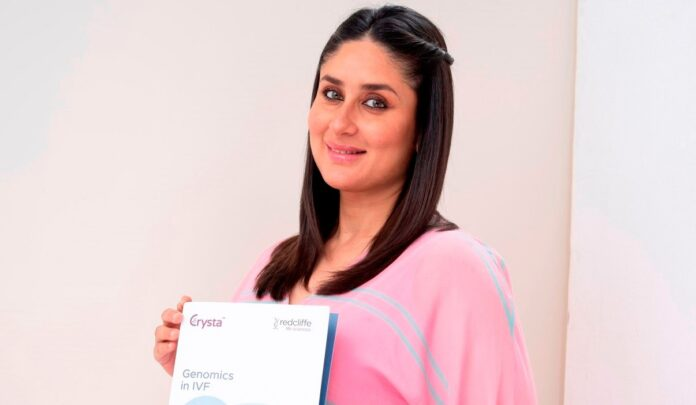 Kareena Kapoor Crysta IVF Redcliffe Lifesciences